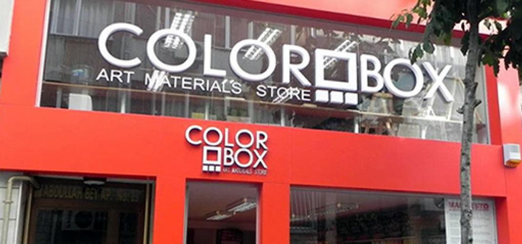 COLORBOX B2C